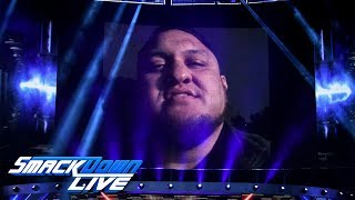 Download Samoa Joe invades AJ Styles' home: SmackDown LIVE, Sept. 25, 2018 Video