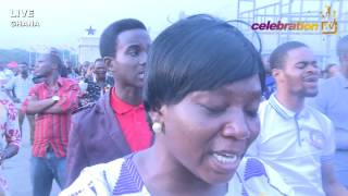 Download GHANA DAY 1 Evening Session - Apostle Johnson Suleman Video