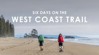 Download Hiking The West Coast Trail | 2018 Video
