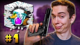 Download Cube Evolution: SECRET MISSION! - Ep. 1 (Modded Minecraft) Video