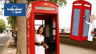 Download Follow our London trail! - Lonely Planet Kids video Video