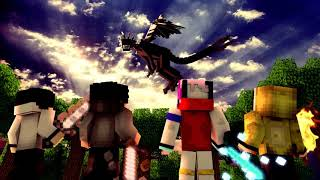 Download 4Brothers vs EnderDragon -Speed Art- Wallpaper engine Video