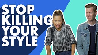 Download 10 Ways You're Killing Your Style | Men's Style Mistakes Video