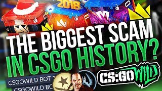 Download This May be the BIGGEST SCAM in CS:GO History.... Video