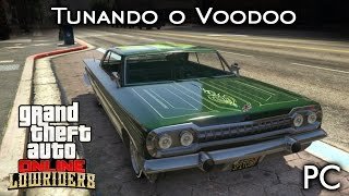 Download Tunando o Voodoo! Em detalhes! | DLC Lowriders | GTA Online [PT-BR] Video