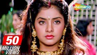 Download Sharukh Khan Celebrates Divya Bharti's Birthday scene from Deewana - Rishi Kapoor - 90's Movie Video