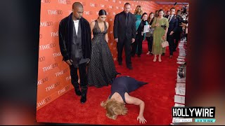 Download Top 6 MOST AWKWARD Red Carpet Moments!! | Hollywire Video