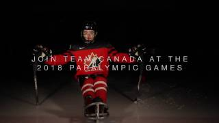 Download Corbyn Smith | Canadian Sledge Hockey Team Video