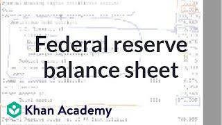 Download Federal Reserve Balance Sheet Video