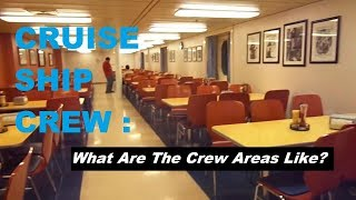 Download Where Do The Crew Live On A Cruise Ship Video