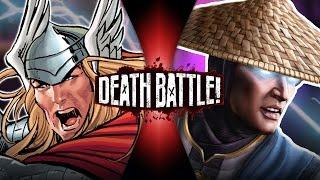 Download Thor VS Raiden (Marvel VS Mortal Kombat) | DEATH BATTLE! Video