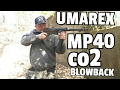 Download ✔UMAREX MP40 / co2 / Blowback / Review + Demonstration (Umarex Legends) GERMAN / WaffenPassionUnite Video