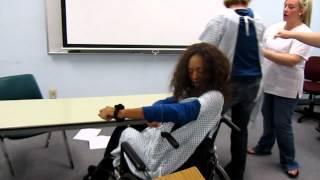 Download Aggressive Patient Scenario BAD example Video