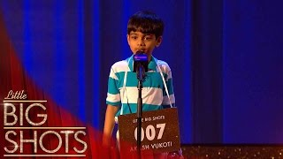 Download Little brainbox Akash can spell any word! | Little Big Shots Video