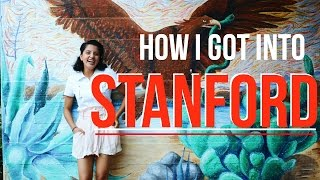 Download How I Got into STANFORD | Secrets + Tips + Advice Video