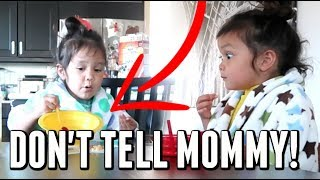 Download DON'T TELL MOMMY! - ItsJudysLife Vlogs Video