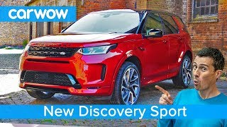 Download New Land Rover Discovery Sport SUV 2020 - everything you need to know... Video