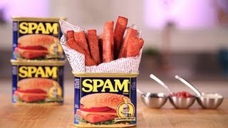 Download How to Make Spam Fries | Eat the Trend | Food How To Video