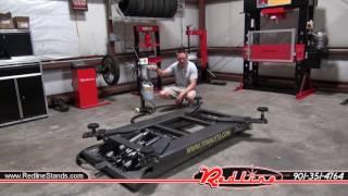 Download Titan SL-6600 Automotive Mid Rise Scissor Lift Video