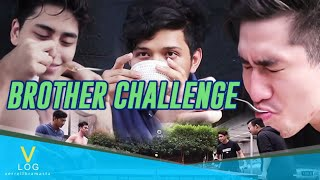 Download BROTHER CHALLENGE - VEREELL ADITYA VS ATHALLA MICHAEL Video