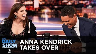 Download Anna Kendrick's Between the Scenes Takeover - Between the Scenes | The Daily Show Video
