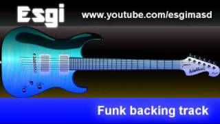 Download Funky Jam Backing Track [Fm] Video