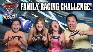 Download CARS 3: DRIVEN TO WIN!!! Family Racing Challenge! Video