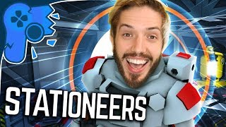 Download Stationeers | Havin' A Bash! Video