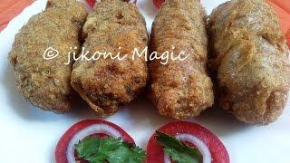 Download Kenyan Kebabs - Fast Food Restaurant Style Kebabs - Jikoni Magic Video