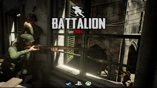 Download Weapons of Battalion 1944 Action Game In Trailer Video