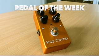 Download Pedal Of The Week - Suhr Koji Compressor| Better Music Video