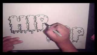 Download step by step how to draw graffiti letters (HQ) Video