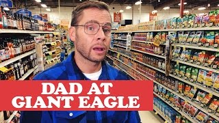 Download PITTSBURGH DAD AT GIANT EAGLE Video