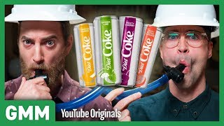 Download New Diet Coke Flavor Taste Test I STUFF WE TRY THAT YOU CAN'T BUY Video