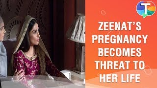 Download Zeenat's pregnancy becomes a threat to her life | Ishq Subhan Allah | 20th September 2019 Video