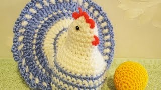 Download Пасхальная курочка Easter chicken Crochet Video