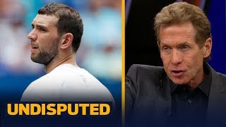 Download Skip Bayless believes that Indianapolis Colts QB Andrew Luck has not met expectations | UNDISPUTED Video