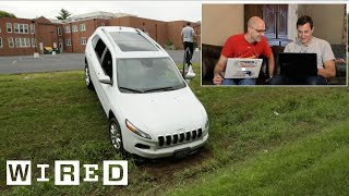 Download Hackers Remotely Kill a Jeep on the Highway—With Me in It Video