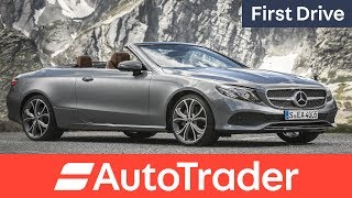 Download Mercedes-Benz E-Class Cabriolet 2017 first drive review Video
