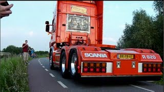 Download Scania V8 Film Mix 2012 - Loud Pipes Saves Lives! HD Video