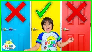 Download Don't Choose the Wong Door Challenge!! Video