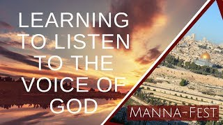 Download Learning to Listen to the Voice of God | Episode 886 Video