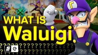 Download What is Waluigi? Why the Smash Community Embraced Nintendo's Most Hated Reject Video
