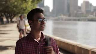 Download International Students in Brisbane: Revanth from India (English) Video