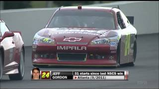 Download Jeff Gordon Career Win #86 2012 Pennsylvania 400 Finish HD Video
