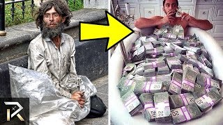 Download Homeless People Who WON THE LOTTERY! Video