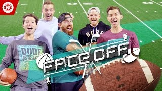 Download DUDE PERFECT Football Skills Edition | FACEOFF Video
