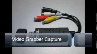 Download USB Video Grabber - Capture Konverter Video