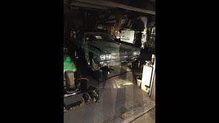 Download BARN FIND!!! MEAN GREEN 1970 Chevelle SS454 LS6 Discovered In Wisconsin Parked 30 Years Video