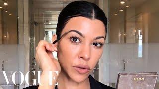 Download Kourtney Kardashian's Guide to Natural-ish Masking and Makeup | Beauty Secrets | Vogue Video